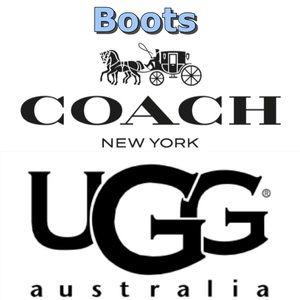 Coach & Ugg Australia boots